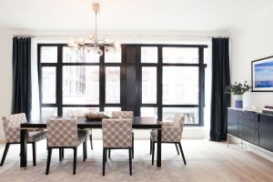 Here we have the windows that look out onto Nolita. (Corcoran Group)