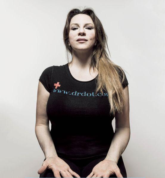 Dr. Dot (Photo by Sasha Maslov for Observer).