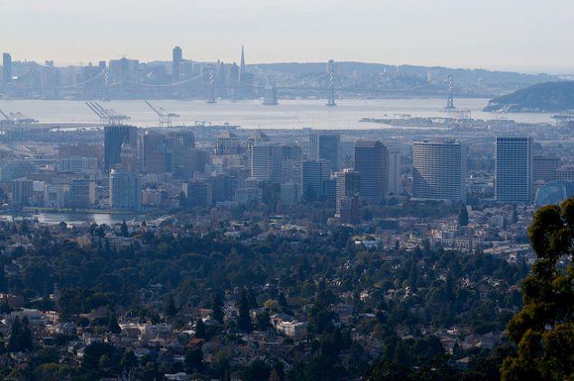 Oakland, Calif. (Photo by Jesse Richmond via Flickr)