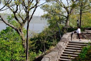Country in the city: Fort Tryon Park. (Photo: Laura Bittner/Flickr)