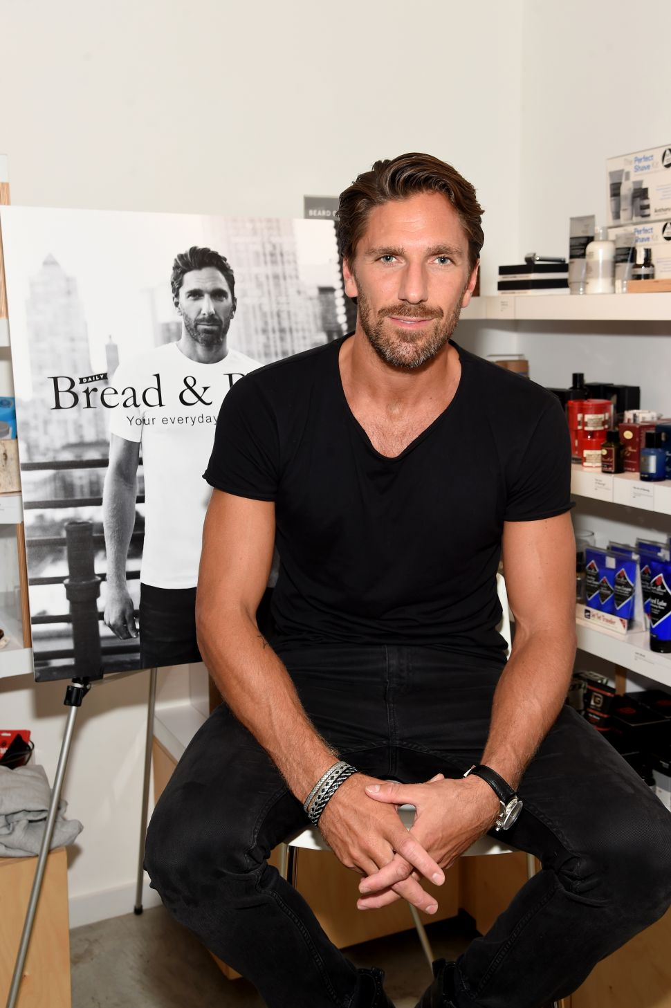 Henrik Lundqvist (Photo by Jamie McCarthy for Getty Images).
