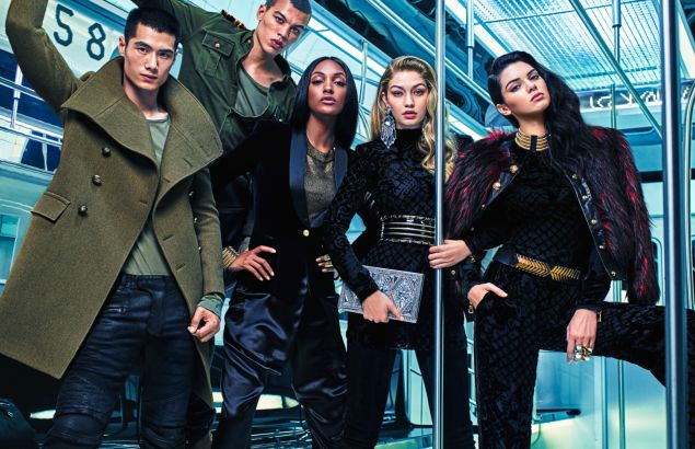 The gang's all here (Photo: H&M)