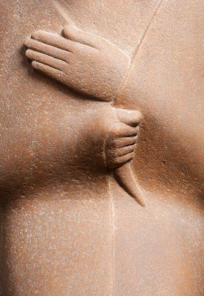 Statue of the Sealer Nemtihotep Seated Staatliche Museen zu Berlin, Ägyptisches Museum und Papyrussammlung