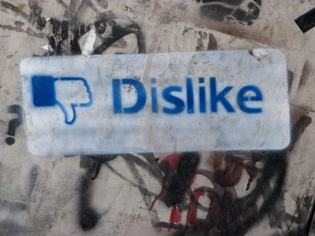 Please 'like' for 'dislikes.'