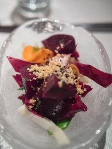 Roasted Beet Salad from the Gramercy Tavern. Photo: Edsel Little/Flickr