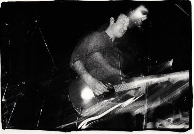 Robert Poss, performing on September 7 at Trans-Pecos.