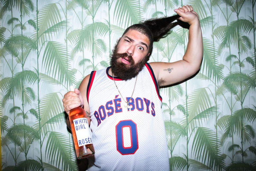 Josh Ostrovsky, The Fat Jew (Photo: BFA).