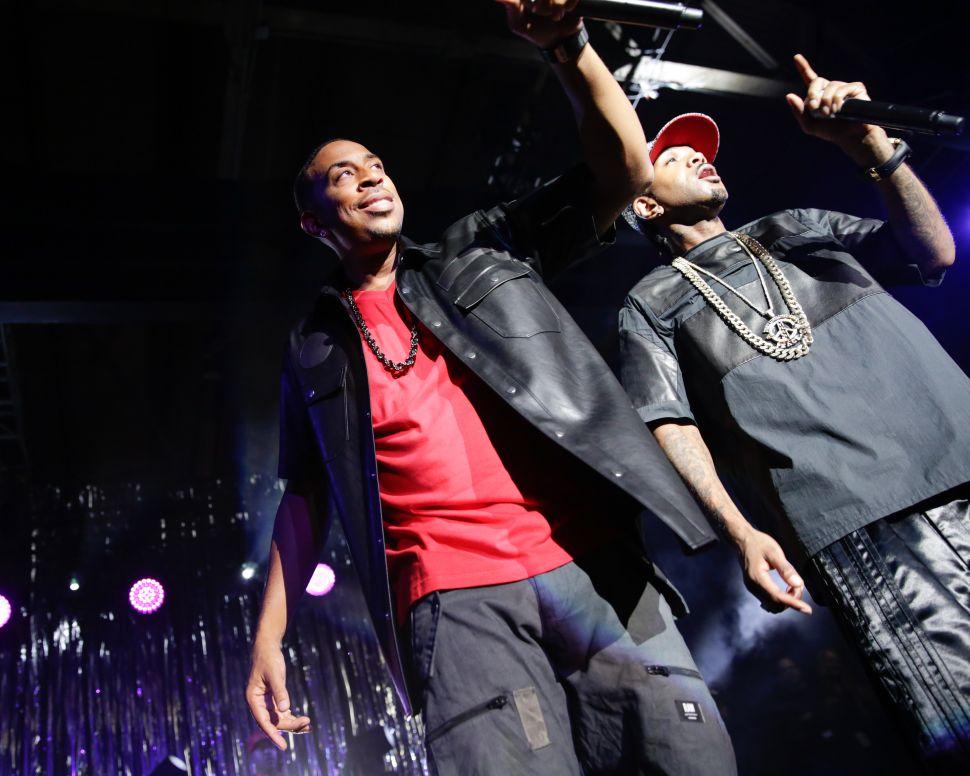 Ludacris (Photo: BFA).