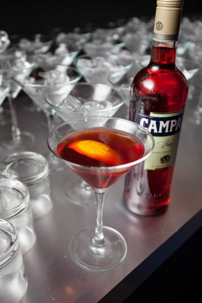 Created by Jacques Bezuidenhout. (Photo: Campari)