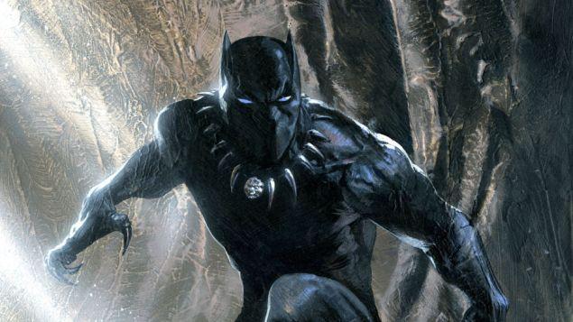 The Black Panther. (Photo: Courtesy Marvel Entertainment)