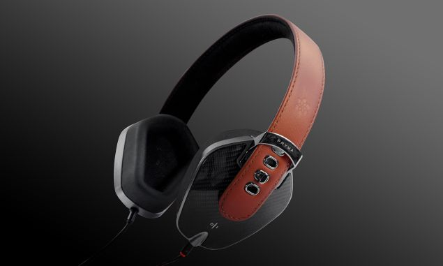 Pryma headphones in Carbon Marsalla (Photo: Pryma).