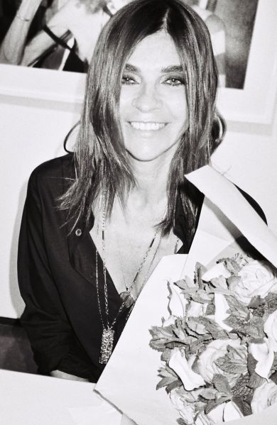 Carine Roitfeld (Photo: Pierre-Alban Hue de Fontenay)