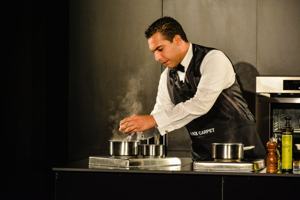 Chef Antonio Ramirez (Photo: Nizuc)