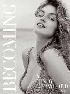 Cindy Crawford's new book's cover