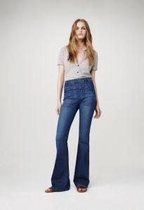 Frame Denim Le Frlare De Francoise Flared Jeans, $240, Barneys.com (Photo: Courtesy)