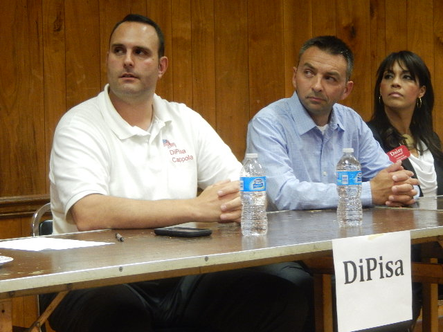 Mark DiPisa (left) and Anthony Cappola.