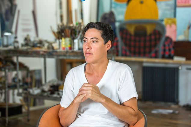 Nicole Eisenman. (Photo: John D. and Catherine T. MacArthur Foundation)