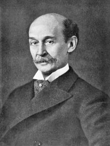Henry Hardenbergh, the architect, who went on to design the Plaza and the Waldorf-Astoria.