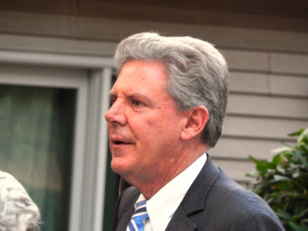 New Jersey Congressman Frank Pallone, the ranking Democrat on the powerful Energy and Commerce Committee, voted against giving retired Gen. James Mattis a waiver allowing him to serve as Defense secretary.