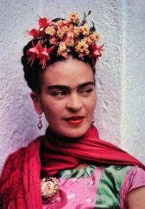 Frida Kahlo photographed in 1938 by Nickolas Muray (Photo: Throckmorton Fine Art)