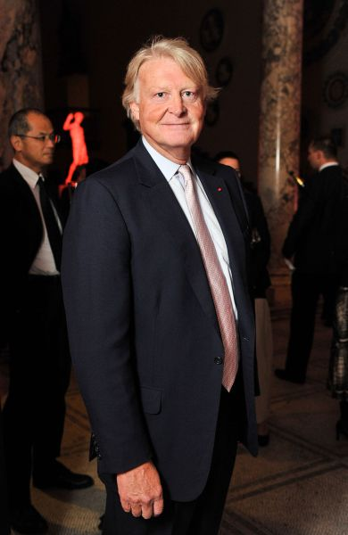 Ed Dolman at Victoria & Albert Museum. (Photo by Nick Harvey/WireImage)