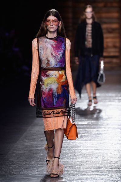 A look at the new Pucci motif (Photo: Getty Images).