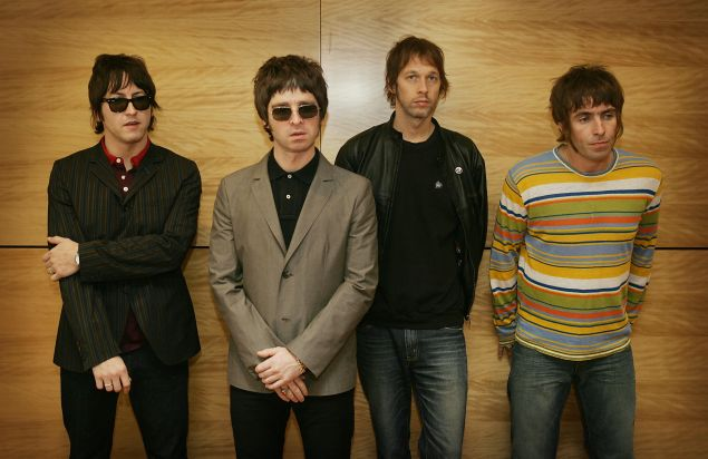 Oasis (Photo: Getty Images).