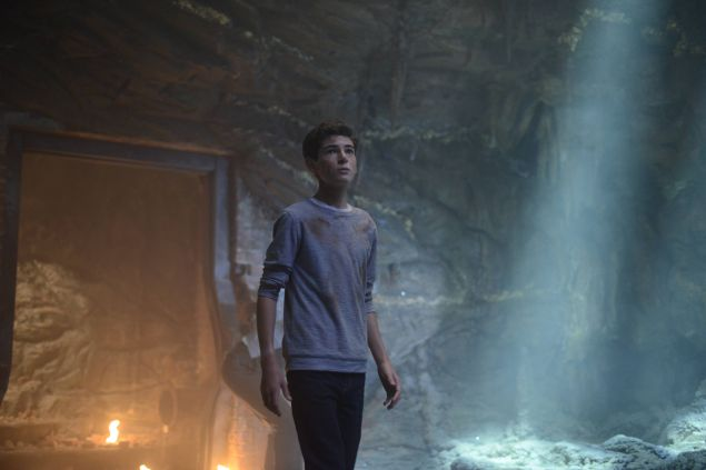 GOTHAM: Bruce (David Mazouz) in the ÒDamned if you Do,É Ó Season Two premiere of GOTHAM airing Monday, Sept. 21 (8:00-9:00 PM ET/PT) on FOX. ©2015 Fox Broadcasting Co. Cr: Nicole Rivelli/FOX