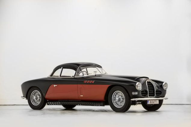 The 1954 Bugatti Type 101C Coupé