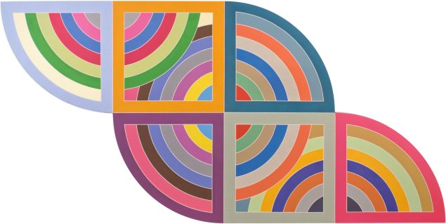 A Frank Stella retrospective opens at the Whitney Museum of American Art this fall.