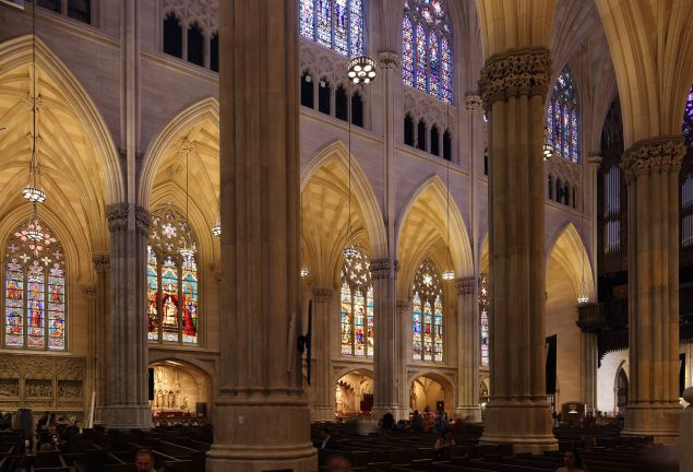 St. Patrick's Cathedral has undergone a nearly $200 million restoration.