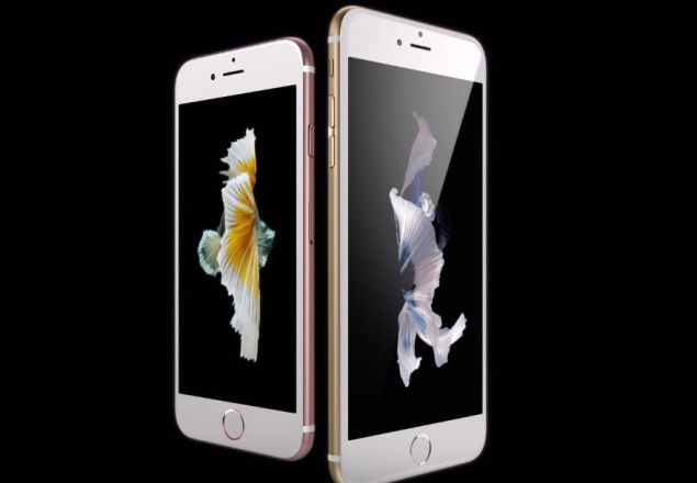 iPhone 6s and 6s Plus announcement (Photo: Screenshot/YouTube