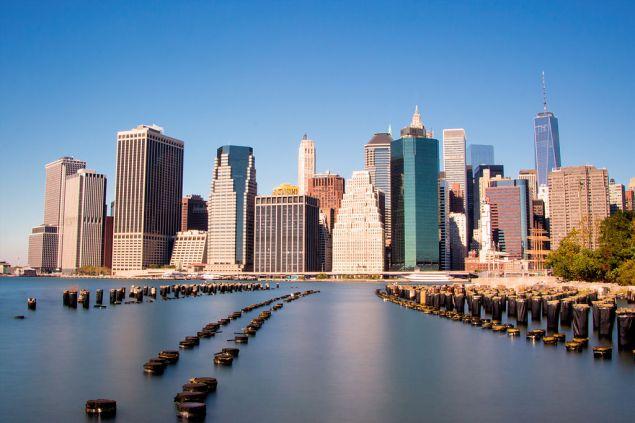 Lower Manhattan, wikicommons.