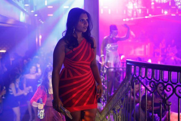 Mindy Kaling as Mindy Lahiri pre-pregnancy (Photo: Greg Gayne/FOX)