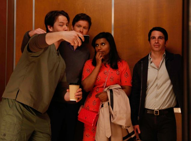 A scene from 'The Mindy Project.' (Photo: Jordin Althaus/FOX)