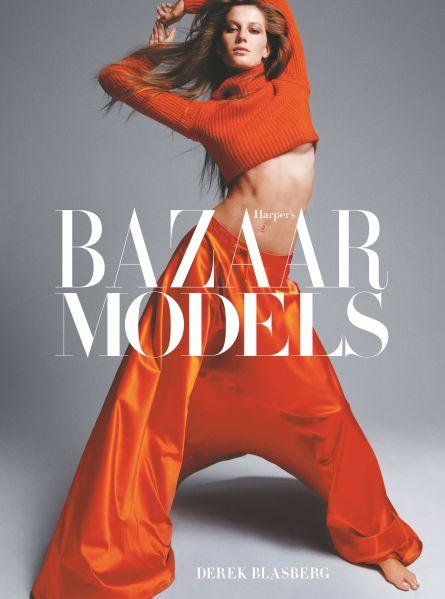 The cover of Harper's Bazaar's new book, Models. (Photo: Harper's Bazaar)