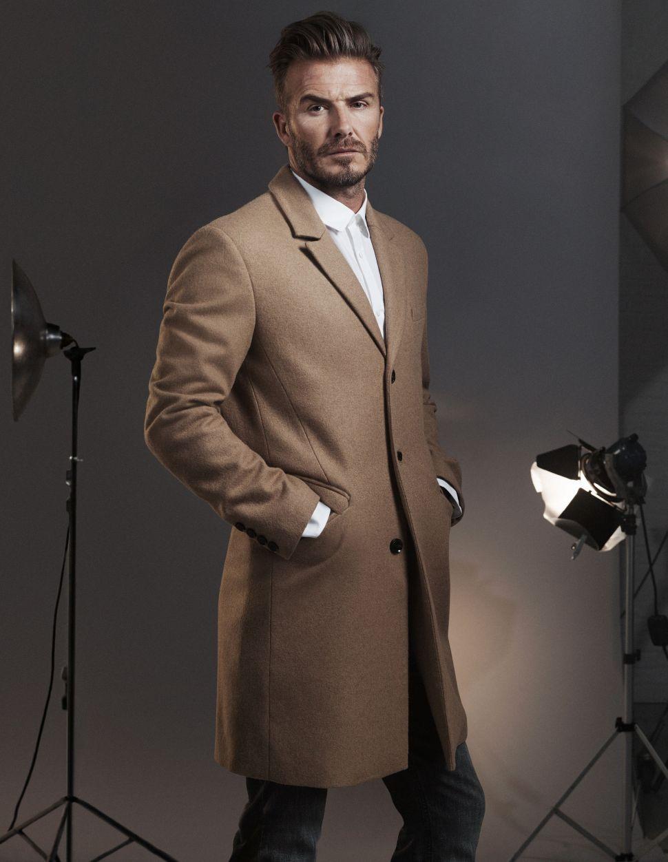 David Beckham (Photo: H&M).