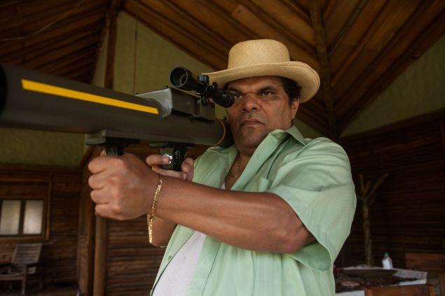 Luis Guzmán stars in NARCOS.