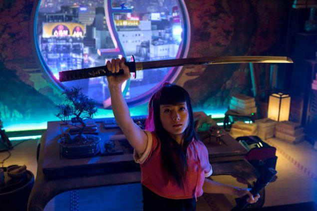 """HEROES REBORN -- """"Brave New World / Odessa"""" Episode 101 -- Pictured: Kiki Sukezane as Miko Otomo -- (Photo by: Christos Kalohoridis/NBC)"""
