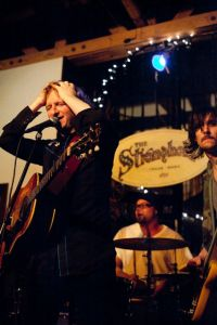 P. Chesne Band at the Stronghold