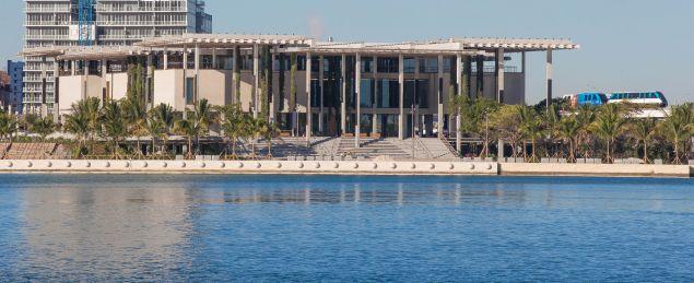 The Pérez Art Museum Miami. (Photo: PAMM)