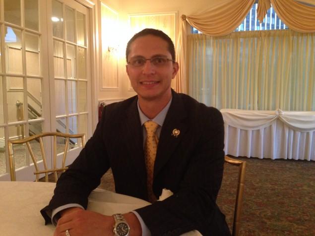 Assemblyman Joe Lagana.
