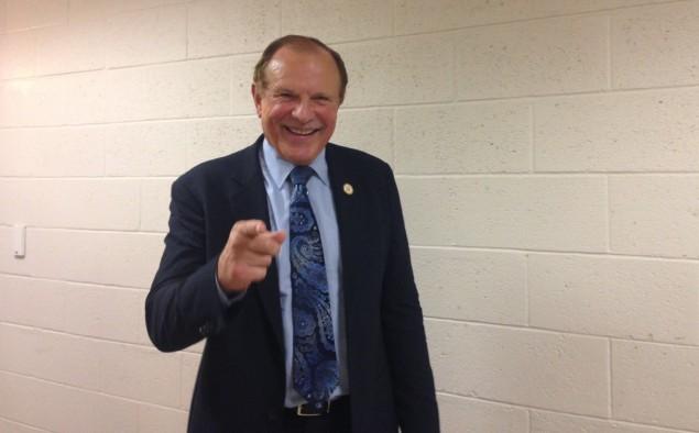 State Senator Ray Lesniak.