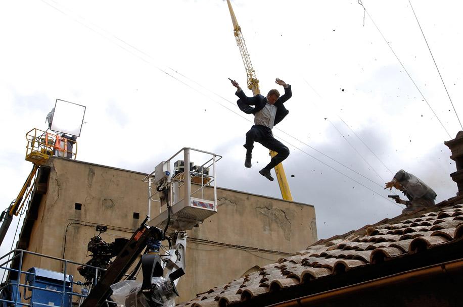 Bobby Holland Hanton in Quantum of Solace (Photo: Dove Men+Care).
