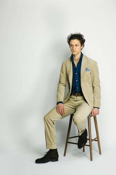 Ring Jacket Fall/Winter 2015 Corduroy Suit, $1,500.