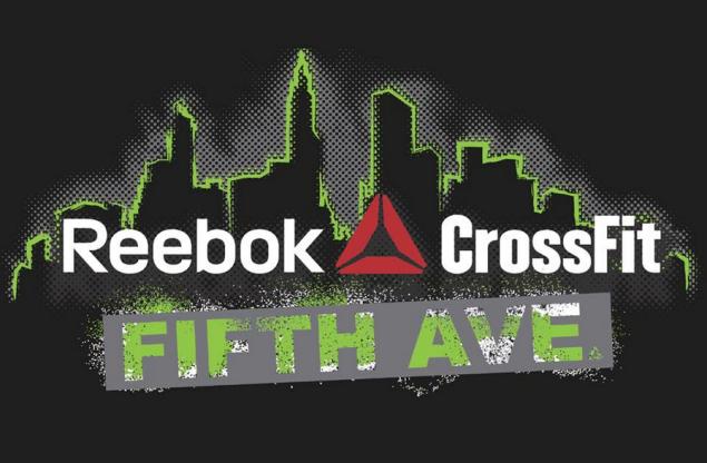 Reebok CrossFit Fifth Ave's logo. (Photo: Facebook/Reebok CrossFit Fifth Ave)