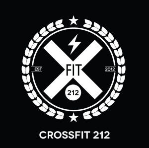 CrossFit 212's logo. (Photo: Facebook/CrossFit 212)