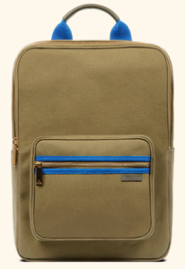 Small backpack, approximate price $350, www.luniform.com. (Photo: L/Uniform)