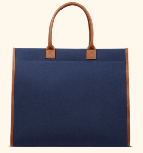 Carry-all tote bag, approximate price $415, www.luniform.com. (Photo: L/Uniform)