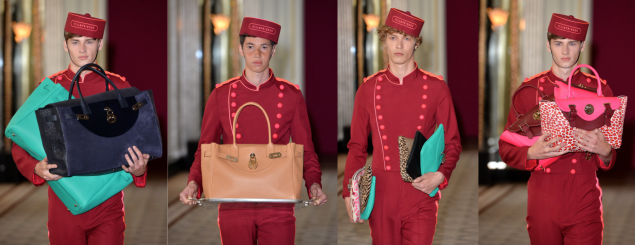 These bellboys have great taste (Photos: Getty Images).
